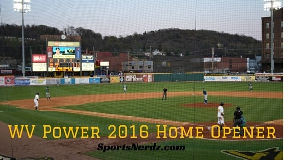 West Virginia Power Win Their Home Opener