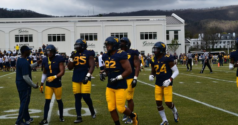 Five Reasons Why You Should Play At WVU.