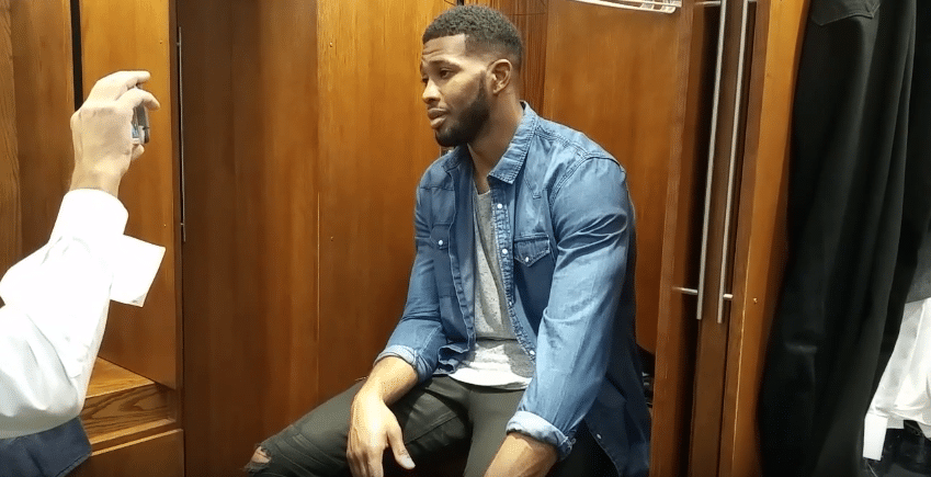 Alonzo Gee (New Orleans Pelicans) Press Interview