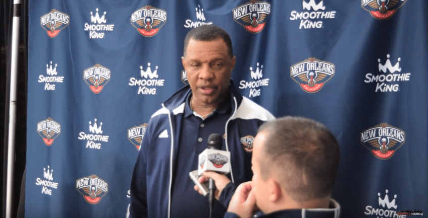 Alvin Gentry Press Conference
